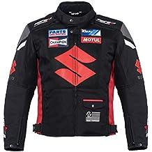 Amazon.es: chaqueta de moto suzuki