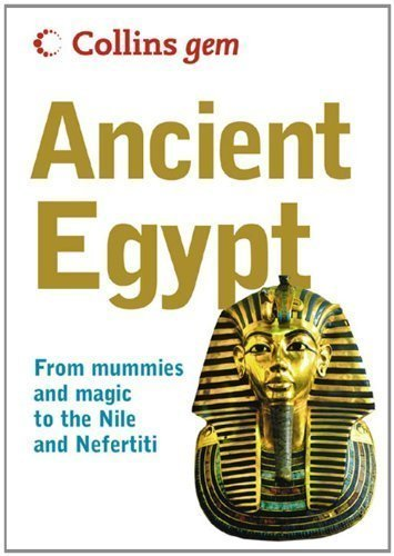 Ancient Egypt (Collins Gem) by Pickering, David (2007) Paperback