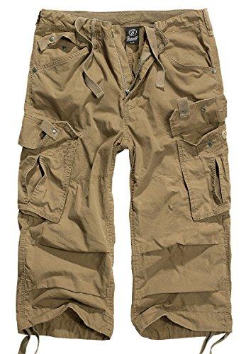 Brandit Columbia Mountain 3/4 Shorts, Gr. L, sand