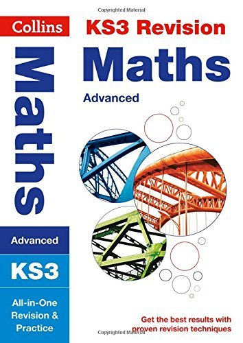 KS3 Maths (Advanced) All-in-One Revision and Practice (Collins KS3 Revision) (English Edition)