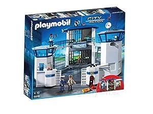 Playmobil City Action Comisaría de Policía con P 6919
