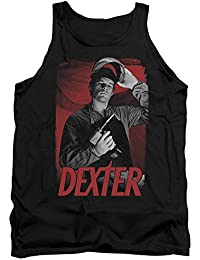 Dexter - Mens See Saw Tank Top