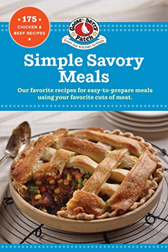 Simple Savory Meals: 175 Chicken & Beef Recipes (Our Best Recipes) (English Edition)