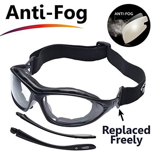 SAFEYEAR Gafas Seguridad Antiempañamiento -SG002