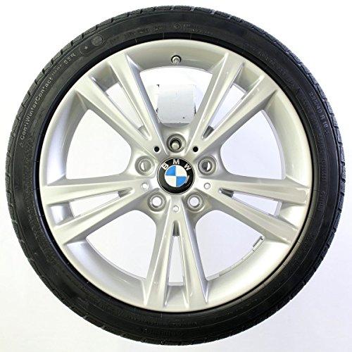 """Original BMW Winterradsatz Doppelspeiche 385 18\"""" 1er F20 F21 2er F22 2448000 NEU"""