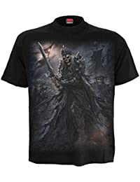 Spiral Death ´s Army T - Shirt Top Sea Monster Alien Pirate