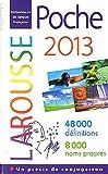 Dictionnaire Larousse poche - Larousse - 23/05/2012
