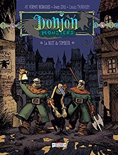 Donjon monsters, tome 5 : La Nuit du tombeur (2840559013) | Amazon price tracker / tracking, Amazon price history charts, Amazon price watches, Amazon price drop alerts