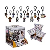 Gaya Entertainment Overwatch Backpack Hangers Mystery Pack (24 CT.)