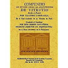 Compendio de los diez libros de arquitectura de Vitruvio