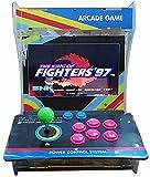 Coolbox [1388 HD Arcade Games] Retro Mini Arcade Machine with 1388 Classic Video Games, Single Player Pandora