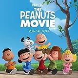 Peanuts Movie 2016 Wall Calendar