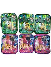 BUCA Latest Fancy Sling Bag Best Birthday Gift For Kids - (Set Of 6)