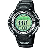 Casio Collection – Reloj Hombre Digital con Correa de Resina – SGW-100-1VEF