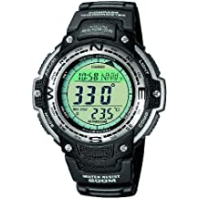 Casio Collection – Reloj Hombre Digital con Correa de Resina – SGW-100-1VEF