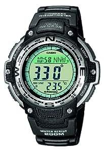 Casio Herren Digital mit Resin Armbanduhr SGW 100 1VEF