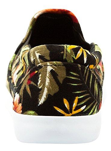 Pantofola In Cotone Stampa Uomo Ultra Colorata Oodji (7945f)