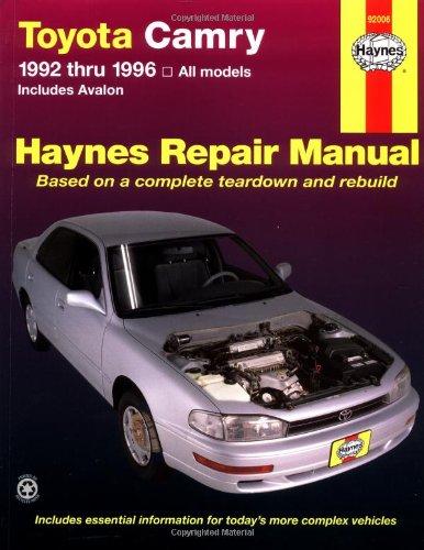 toyota-camry-1992-1996-automotive-repair-manual-haynes-automotive-repair-manuals