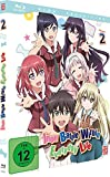 Inou Battle Within Everyday Life 2 - Episoden 7-12 [Blu-ray]