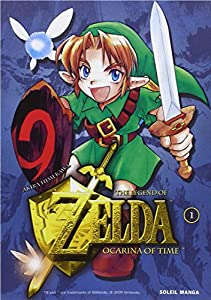 The Legend of Zelda - Ocarina Of Time Edition simple Tome 1