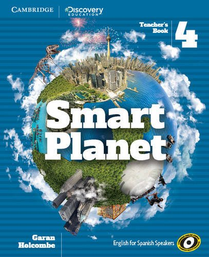 Smart Planet Level 4 Teacher's Book - 9788490367841