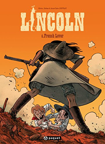 Lincoln, Tome 6 : French Lover par Olivier Jouvray