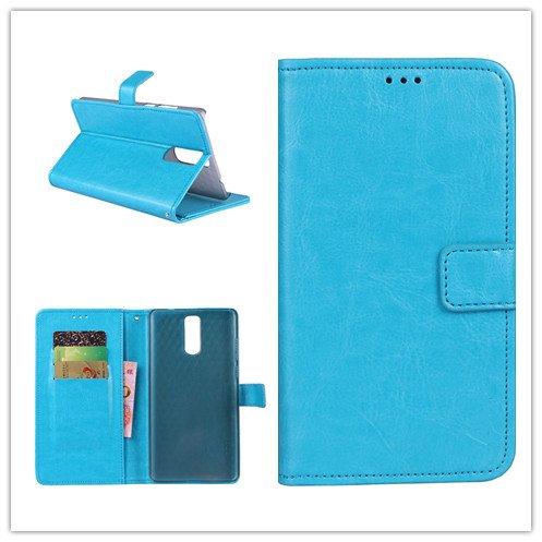 Funda® Flip Brieftasche Hülle für Doogee Y6 Max(Muster 4)