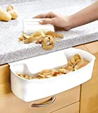 Auffangschale für Küchenabfälle inklusive Spachtel