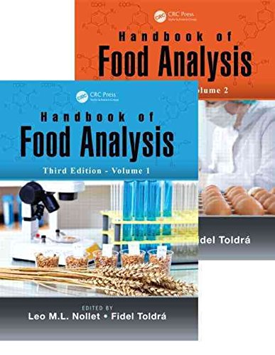 [(Handbook of Food Analysis)] [Edited by Leo M. L. Nollet ] published on (June, 2015)
