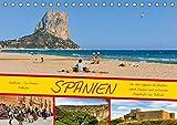 Spanien / CH-Version (Tischkalender 2017 DIN A5 quer): Von Kastilien - La Mancha zur Ostküste (Monatskalender, 14 Seiten ) (CALVENDO Natur) -