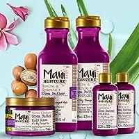 Maui Moisture Vegan Shampoo, Conditioner and Hair Mask Set, Shea Butter and Aloe Vera