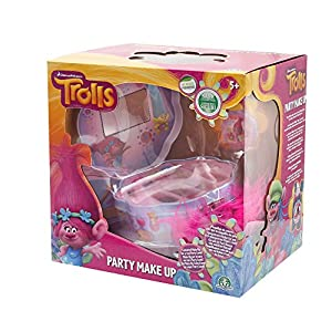 TROLLS – Party make up, estuche de maquillaje (Giochi Preziosi TRL08000)