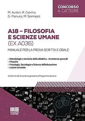 A18 filosofia e scienze umane (ex A036)