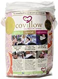 Covillow Breastfeeding Cover and Pillow-...