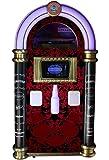 Strausser: Le juke-box le plus complet avec toutes les fonctionnalités audio d'aujourd'hui. (Red Black Flowers)...
