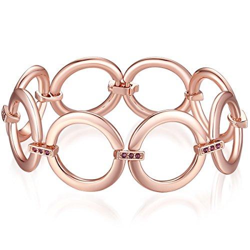 lulu-jane-bracelet-chaine-femme-dore-or-rose-orne-de-cristaux-de-swarovskir-violet-20-cm-bracelet-ch