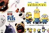 SECRET LIFE OF PETS / MINIONS (2 DVD PAC...