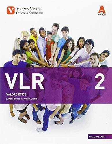 VLR 2 BALEARS (VALORS) ESO AULA 3D: 000001 - 9788468236285