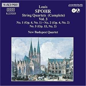 Vol. 3-String Quartets