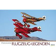 Flugzeug-Legenden 2016: PhotoArt Panorama Kalender