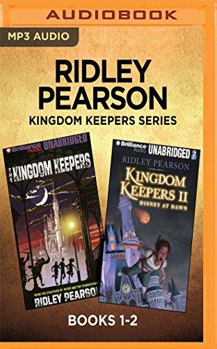 Ridley Pearson Kingdom Keepers Series: Books 1-2: Disney After Dark & Disney at Dawn
