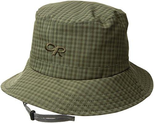 Outdoor Research Lightstorm Bucket Hat, Damen Unisex, Lightstorm Bucket, Fatigue, Large (Womens Waterproof Winter Hüte)
