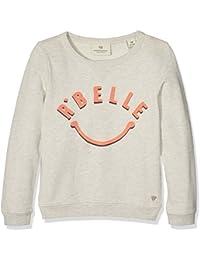 Scotch & Soda R'Belle 'Smiley Crew Neck, Sweat-Shirt Fille