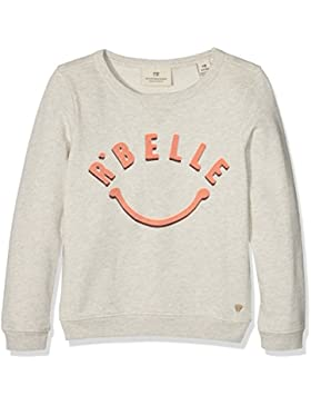 Scotch & Soda R'Belle Mädchen Sweatshirt 'Smiley Crew Neck Sweat