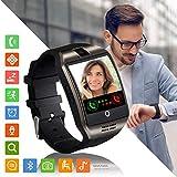 Montre Connectée Femmes Homme Enfant Bracelet Connecté Smartwatch Soutien Carte SIM...
