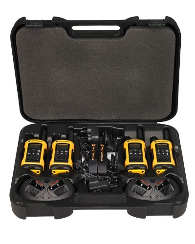 Motorola-TLKR-T80-Extreme-Quad-2-Way-Radio-with-ChargerEarsets-and-Case-Pack-of-4
