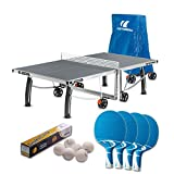"Cornilleau® Tischtennisplatte ""Pro 540 Outdoor""-Set Set"