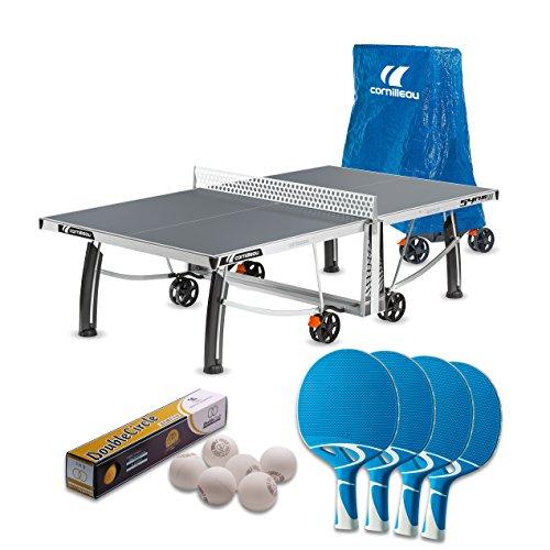 Cornilleau Tischtennisplatte 'Pro 540 Outdoor'-Set Set