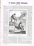 Scarica Libro V Burti IL BAGNO DELLE STREGHE da rivista LA LETTURA di luglio 1907 (PDF,EPUB,MOBI) Online Italiano Gratis