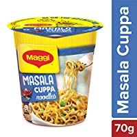 MAGGI Cuppa Mania Yo Masala, 70g each (Pack of 4)